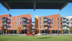 University of California, Davis. First phase of West Village, the largest net-zero-energy development in the U.S.