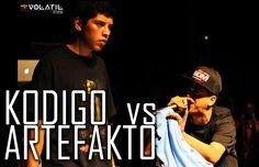 Kodigo vs Artefakto (Octavos) – Batalla de Maestros – BDM Deluxe 2015 -  Kodigo vs Artefakto (Octavos) – Batalla de Maestros – BDM Deluxe 2015 - http://batallasderap.net/kodigo-vs-artefakto-octavos-batalla-de-maestros-bdm-deluxe-2015/  #rap #hiphop #freestyle