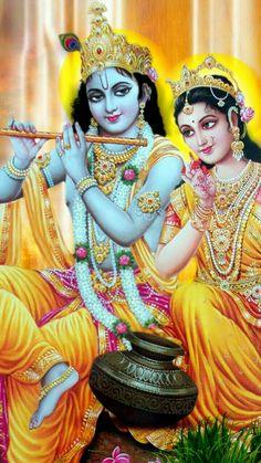 Jay Shri Krishna            Jay Radhe Radhe
