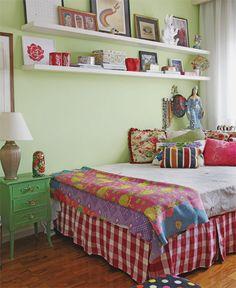 Nove quartos apaixonantes - Casa