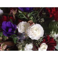fabulous vancouver florist Morning light on my bouquet from @sm_flowers, by @hellolittlefoot #smflowers #thanksboss #ranunculus #anemone #hydrangea #eucalyptus by @botanyandco  #vancouverflorist #vancouverflorist #vancouverwedding #vancouverweddingdosanddonts