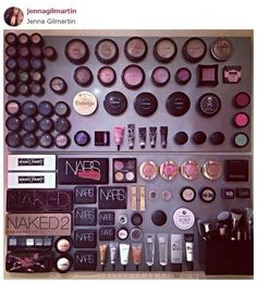 Goodbye Makeup Clutter! Create a Magnetic Makeup Board in 4 Steps - News - Modern Salon