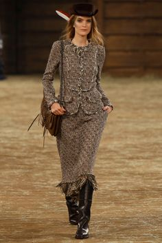 Chanel | Pre-Fall 2014 Collection | Style.com