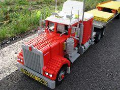 LEGO-truck