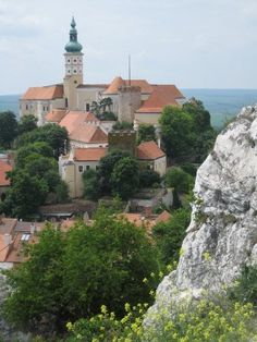 Mikulov Castle Mosques, Cathedrals, Real Castles, Chateaus, Czech Republic, Quizzes, Barns, Egypt, Scotland