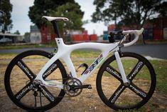 Bikes of the Bunch: BT Road Bike