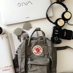 Stuffs I need in my life-putty Kankan backpack