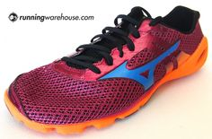 Mizuno Wave Evo Levitas Men's Running Shoe: I'm skeptical. But, that's just me. We'll see.