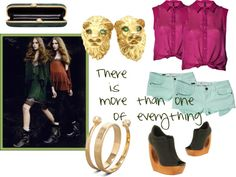 """There is more than one of everything."" by thebeautifulfreedom on Polyvore"