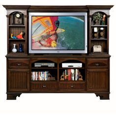 You'll love the Greylock Entertainment Center at Wayfair - Great Deals on all Furniture products with Free Shipping on most stuff, even the big stuff.