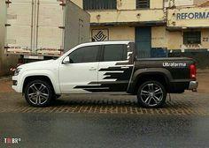 Amarok Ford Ranger, Vehicle Signage, Vw Amarok, Nissan Navara, Van Wrap, Quad Bike, Truck Design, Toyota Hilux, Car Advertising