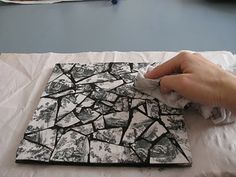 Weekend Charm: DIY Trivets.....Mosaic Style and Granite
