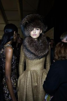 pretaportre: BADGLEY MISCHKA A/W 2014.15 │ via fashionising.