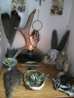 cleaned and entirely redid my altar today for goddess diana. did a small and casual ritual to bring us safety and protection for our journey to the emerald isle.