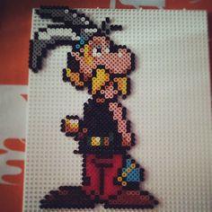 Asterix hama beads by aitorpenabilbao