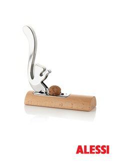 Scoiattolo, nutcracker Andrea-Branzi, 2010 #alessi #design