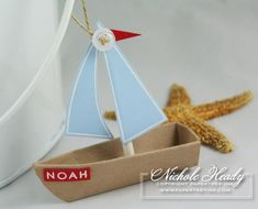sailboat #paper #crafts #template #diy #howto #tutorial
