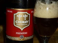 Ttra le birre trappiste più note, prodotta fin dal lontano 1862 nell'abbazia di Notre-Dame de Scourmont di Chimay, in Vallonia.