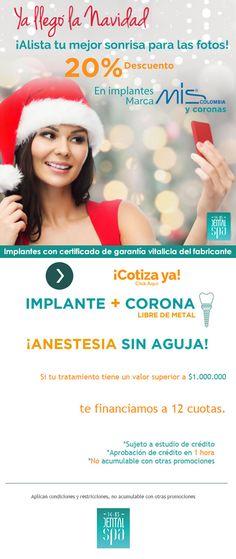 #NOVOCLICK esta con #DentalSpa #ImplantesDentales