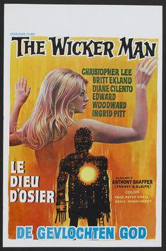 The Wicker Man (1973) Robin Hardy