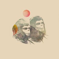 Planet of the Apes | Flickr: Intercambio de fotos #graphicdesign #popculture #planetoftheapes