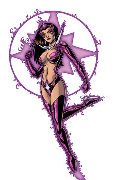 Star Sapphire by leexopher