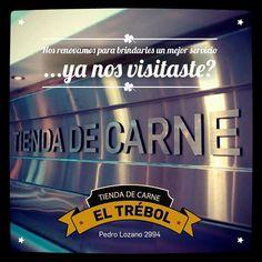 Institucional | Tienda de Carne El Trebol on Behance