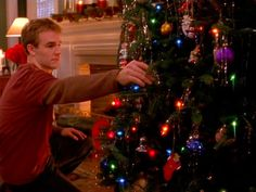 """""""Dawson's Creek"""" (2002) - Episode: Merry Mayhem   Who could forget this Christmas episode?"""