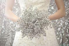 beads bouquet