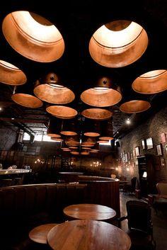Victoria Brown Bar, Buenos Aires, Argentina