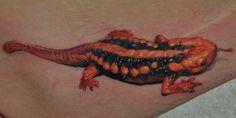 3D Gecko by Dmitriy Samohin