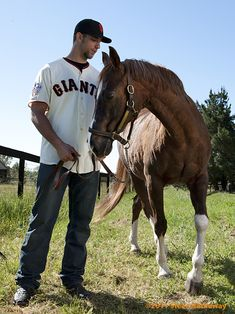 Madison Bumgarner! :) Giants Starting Pitcher! NC Country Boy!