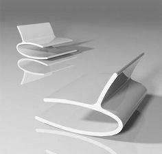 Rocking chair design :: Zheng Ruixing