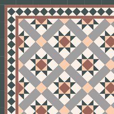 London Mosaic - Stevenson 70