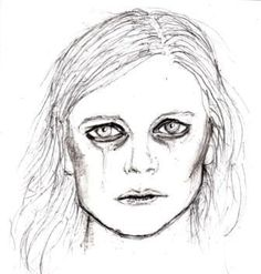 Saddness (Sketch) by Max Frances