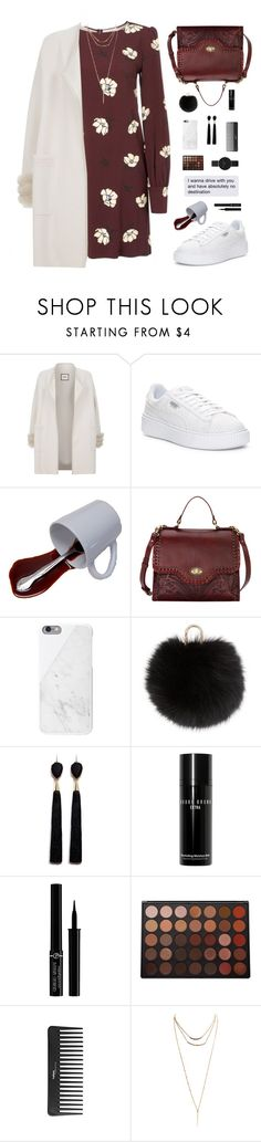 """I don't wanna feel"" by ishipbullshit ❤ liked on Polyvore featuring Max & Moi, Puma, Yves Salomon, Mignonne Gavigan, Bobbi Brown Cosmetics, Giorgio Armani, Morphe, Sephora Collection, Wet Seal and Newgate"