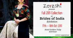 #AmritsarCalling #Exhibition #EthnicLine #NewCollection #ThisFall #FashionShow