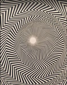 the infinite fragmented datawaves of oXane: Photo Bridget Riley, Colour Field, Op Art, Sacred Geometry, Geometric Shapes, Spiral, Illusions, Contemporary Art, Art Pieces