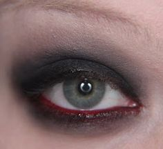 Makeup your Jangsara: Halloween tutorial: Scary sexy character