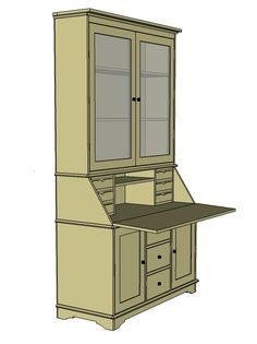 Ana White Build a Grant Base Plans Free and Easy DIY Project and Furniture Plans Wood Pallet Furniture, Furniture Plans, Diy Furniture, Pallet Desk, Pallet Wood, Modern Furniture, Furniture Design, Ana White, Woodworking Plans