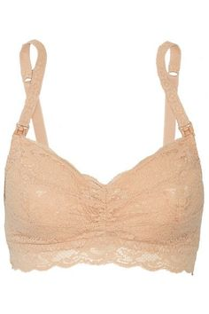 Cosabella - Never Say Never Mommie Stretch-lace Nursing Bra - Neutral - x large