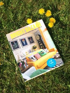 Will Taylor's Bright Bazaar Book #MakeYouSmileStyle