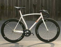 Hunter Track bike