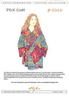 Kayla Kennington 0216 PDX Coat | Naaipatronen.nl | zelfmaakmode patroon online