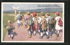 Artiste-AK-Karl-jour-ferie-heureux-et-libre-molaire-nous-la-migrateurs-enfants