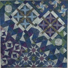 Denise's first quilt