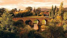 Richmond Tasmania. Visited in the book, Twist of Fate: Carmichael Saga