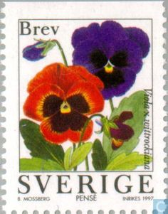 Sweden [SWE] - Flowers 1997