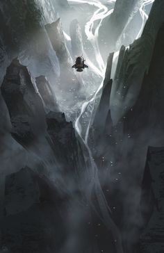 On our way, Patrick O'Keefe on ArtStation at http://www.artstation.com/artwork/on-our-way