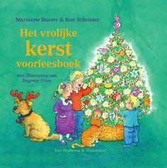 Het vrolijke kerst voorleesboek van  Marianne Busser en Ron Schröde met tekeningen van Dagmar Stam is een gezellig voorleesboek met verschillende verhaaltjes en rijmpjes rondom kerst, kersttraditie…